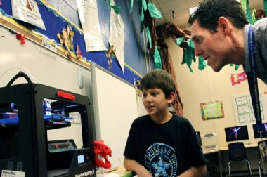 Impact Of 3D Printing In Education