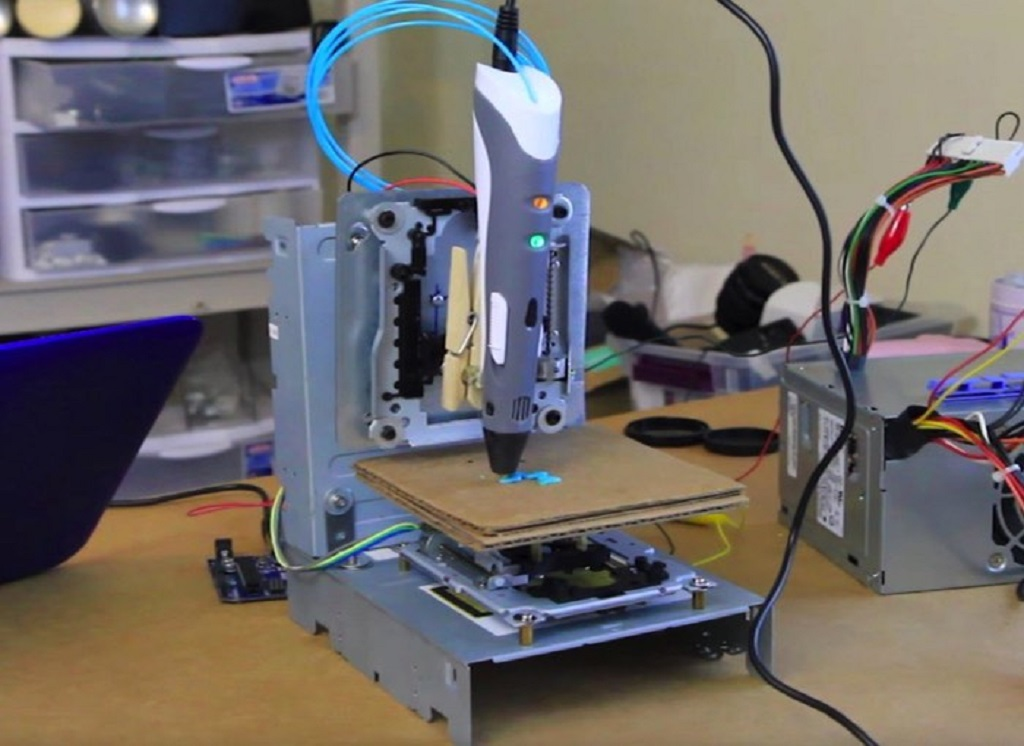Ongekend 3D Printing Projects You Can Build With A 3D Printer GT-57