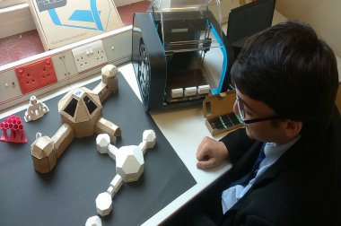 Teaching K-12 Students Using 3D Printing Technology