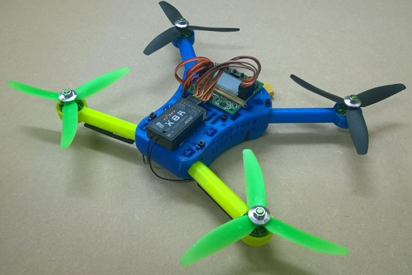 graphic about 3d Printable Drone called 3D Printing Task Is Designing A Drone Versus Your 3d Printer