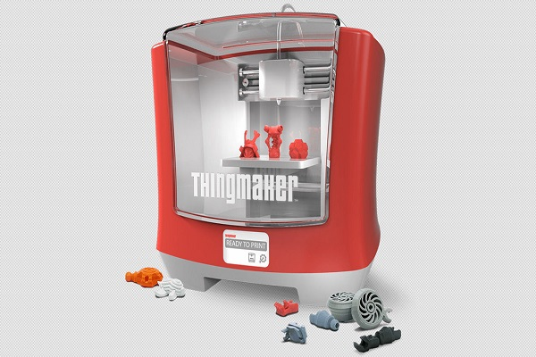 ThingMaker 3D printer Reviews